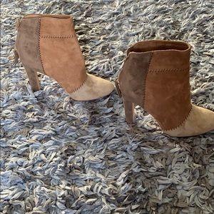 Joie vero cuiio heel boots